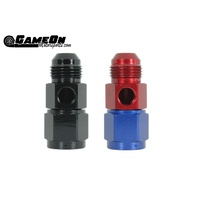 "Speedflow -10 Female to Male 1/8"" NPT Port Fitting 140-10"