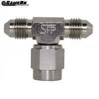 Speedflow -3 Tee - Female on Branch Steel Fitting 144-03-S