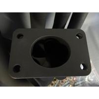 6boost Toyota 2JZGE - Single Gate Turbo Manifold T4 Divided