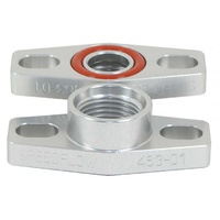 Speedflow Turbo Charger Flange Adapter Port Size -8 / 38-44mm