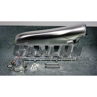 Hypertune 2JZGTE Stock port Manifold Kit 90mm TB