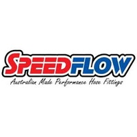 "Speedflow Port reducer - 10 male w/1/8"" female port (also available in Black)"