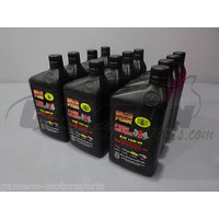 Brad Penn SAE 15W-40 Partial Synthetic Straight-Grade Performance Engine Oil - Case
