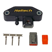 Haltech 3 Bar Motorsport MAP Sensor (includes HT-031001 - Male Deutsch DTM 3 Connector)
