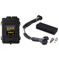 Haltech Elite 1500 + Nissan 200SX / Silvia S15 & S14A Series 2 Plug 'n' Play Adapter Harness Kit
