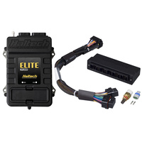 Haltech Elite 2500 + Mazda RX7 FD3S-S7&8 Plug 'n' Play Adapter Harness Kit