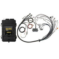 Haltech Elite 2500 + Ford Coyote 5.0 Late Cam Solenoid Terminated Harness Kit