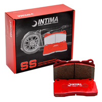 Intima SS Brake Pads Ford FPV 2003+ Brembo 4 Pot Calipers - Front