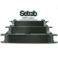 Setrab 19 Row Wide Oil Coolers