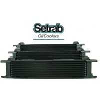 Setrab 15 Row Extra Wide Oil Cooler