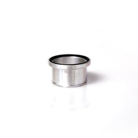 TURBOSMART 38mm Alloy BOV Weld Flange/Hose Adapter