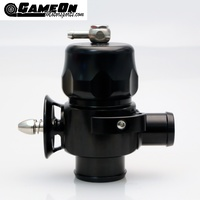 TURBOSMART BOV Smart Port Dual Port 2.0L VAG VW Golf R / Audi S3 (8p) - Black TS-0215-1041