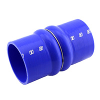 "TURBOSMART Double Hump Silicone Hose 2.25"" TS-HH225-BE"