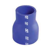 "TURBOSMART Hose Reducer 2.00-3.25"" Blue"