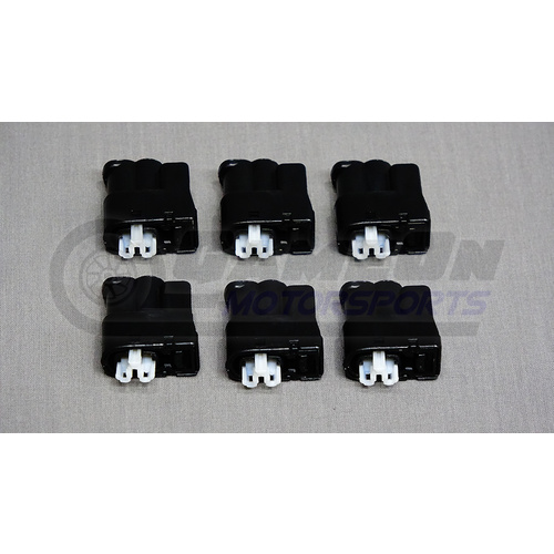 Genuine Coil Pack Connector Clips (Set of 6) 1JZGTE 2JZGTE 90980-11246